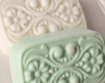 Handmade Luxury  Ming Fern & lavender body products made with shea butter