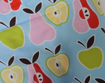 Alexander Henry Apples +Pears/fabric/1yd-SALE