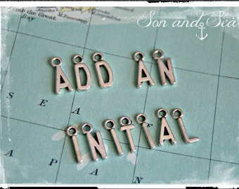 Add an Initial to any order