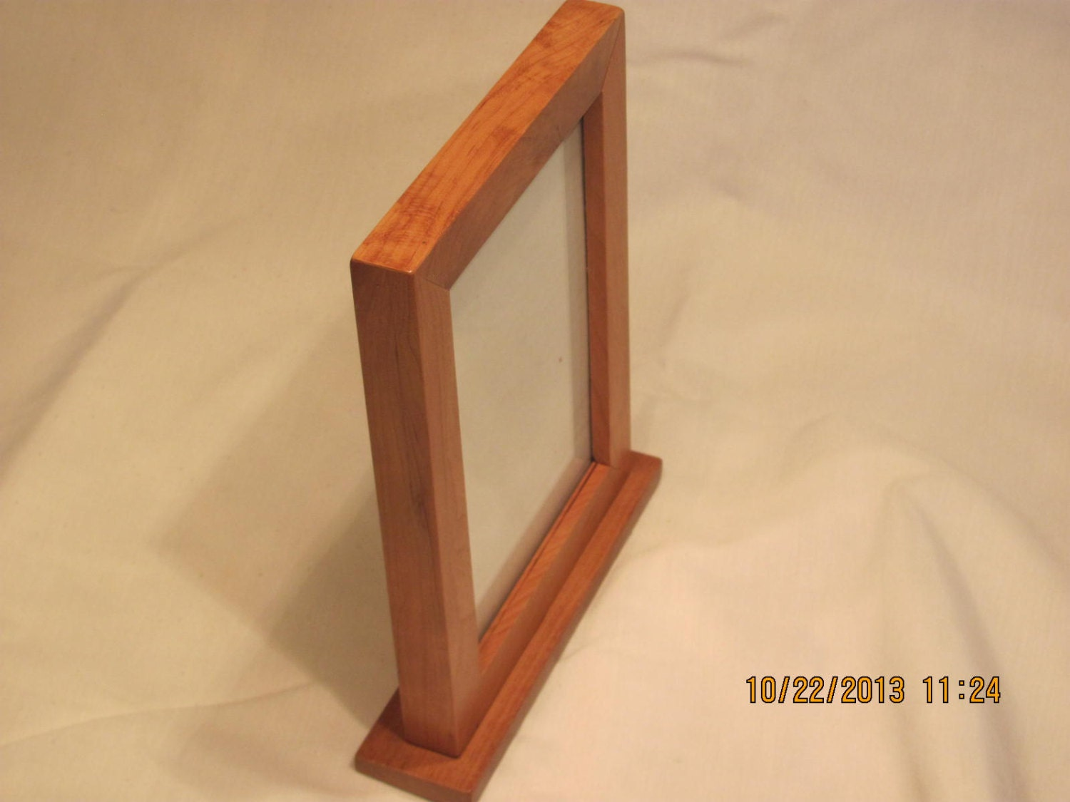 5x7 picture frame 5x7 frame wood picture frame by zimwoodworking. Black Bedroom Furniture Sets. Home Design Ideas
