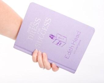 Book Clutch Purse- Dress for Success- Custom Fashion Book Clutch