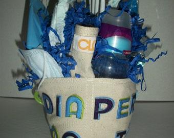 Baby Girl Diaper Doo-ty Tool Belt Baby Shower Gift