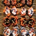 Halloween Pack of PIGTAIL Bow Sets---ALL for great DISCOUNT only 4.00 per bow