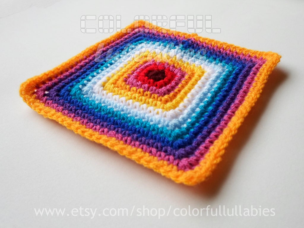 Single crochet solid square chart pattern no 1 of the zoom bankloansurffo Image collections
