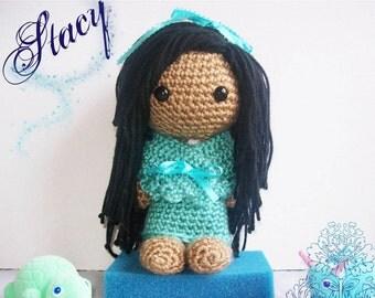 Crochet Doll - Stacy