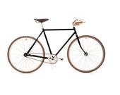The Chief - Heritage Bicycle's Diamond Frame