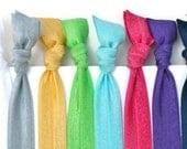 Women's Yoga HAIR BANDS - Soft Stretchy Fabric Headbands - Boutique Hair Accessories - Kids, Girls, Teens Headbands - Gift Idea