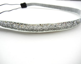 Set of 3 Sparkle Glitter Headbands Set--FREE SHIPPING
