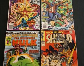 Comic Books Vintage Collectible Antique
