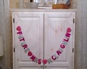 Custom Future Mrs Bachelorette Party Decoration / Bridal Shower / Photo Prop