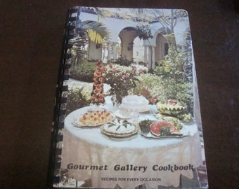 Gourmet Gallery Cookbook