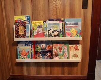 Children's Front Facing Bookshelf/Ledge