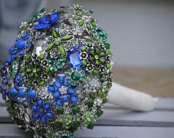 Deposit on a Custom Brooch Bouquet