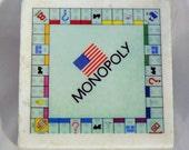 Monopoly Board Coaster