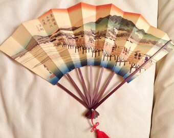 Japanese Fan from Kyoto