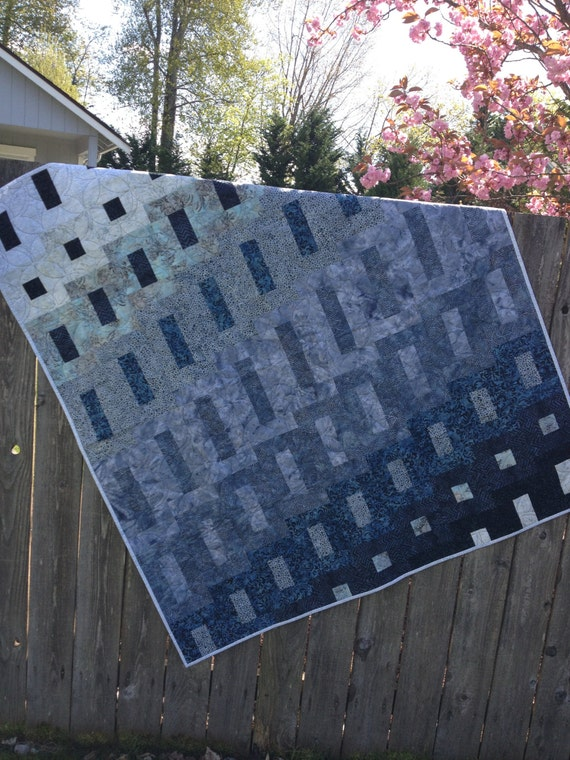 Elevation Quilt Pattern ~ PDF