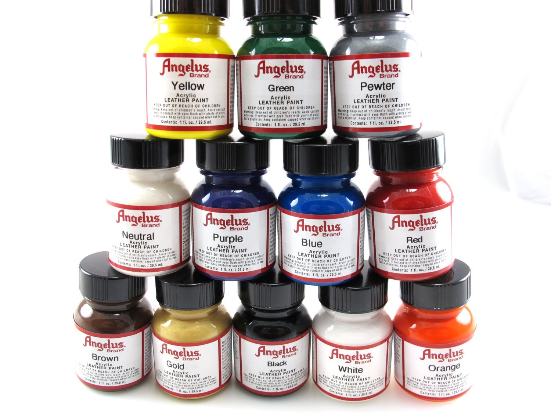 Angelus Leather Paint Canada