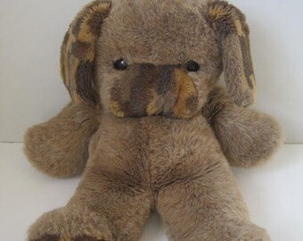 GUND Plush Collectors Classics Stuffed Vintage Dog 1979 E386Bz