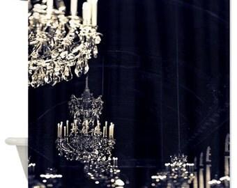 Paris shower curtain | Etsy