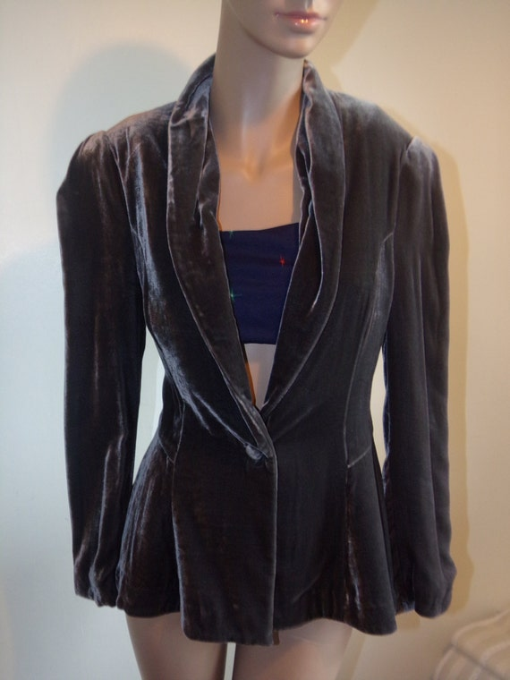 Find great deals on eBay for grey velvet blazer. Shop with confidence.