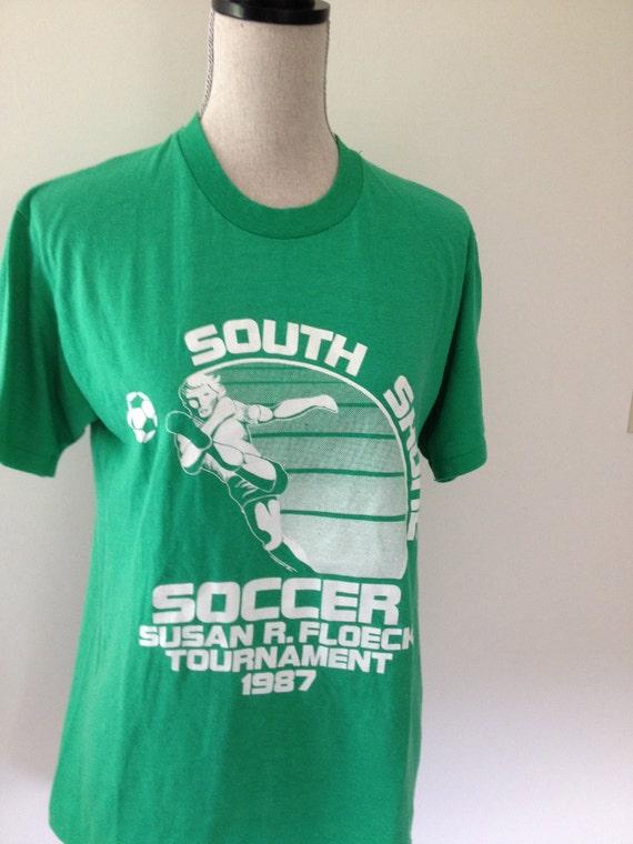 Vintage Soccer Tshirts 106