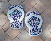 Flip Flop Stepping Stones