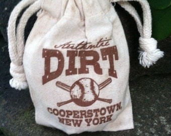 Authentic Cooperstown New York DIRT!