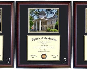 Brenau Diploma Frame