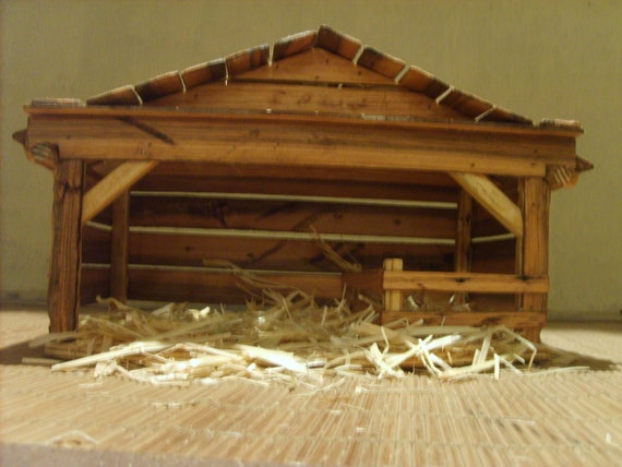 Woodworking Plans For Christmas Manger