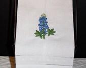 Bluebonnet Linen Hand Towels
