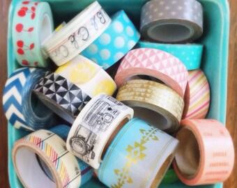 Washi Tape | Rainbow Sampler 11