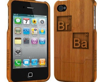 BrBa - Wood iPhone 5/5s Case, Bamboo iPhone 5 / 5s Case, iPhone 5 Case