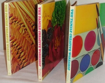 Three Creative Workshop Books