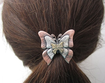 Butterfly Ponytail Holder