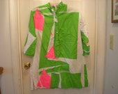 vintage ogust penthouse gallery tunic