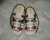 all American vintage shoes