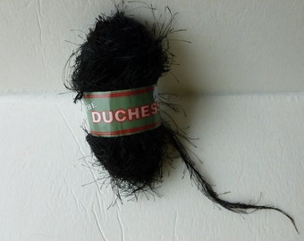 Yarn Sale  - Black The Duchess by Tawny