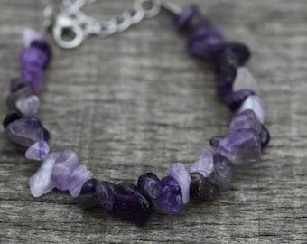 3 Piece amethyst Bracelet, ,  Bohemian Jewelry -Tribal jewelry amethyst  Bracelet amethyst  Jewelry Ethnic Tribal jewelry