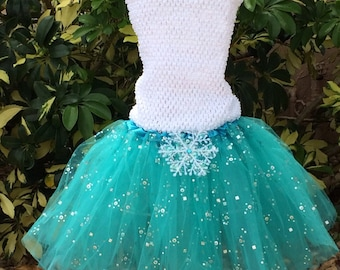 Frozen Dress, Frozen Tutu, Frozen Party Favors, Frozen Birthday Party, Elsa Dress, Elsa Tutu, Frozen Favors