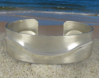 Serenity Bracelet made of Sterling Silver