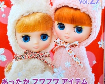 Dolly Dolly Vol 27- Japanese Craft Book