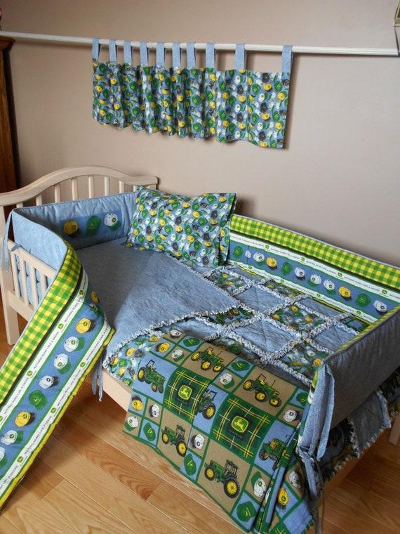 John Deere Baby Boy Crib Bedding