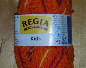 Kids Sockwool regia, color 7751