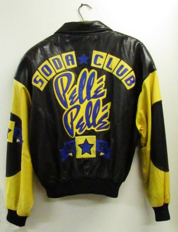 Pelle pelle leather jacket