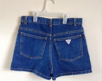 Vintage Guess Jeans Shorts (12)