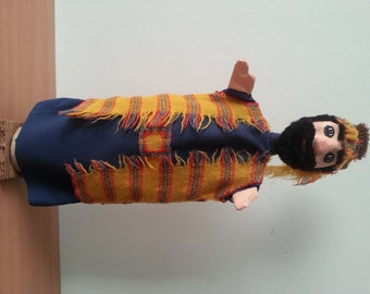 Traditional Armenian puppet