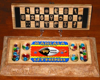 Uthini/Mancala Board Game
