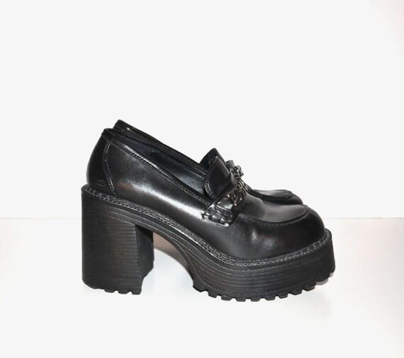 Grunge Shoes 90s Grunge Shoes Men Vintage
