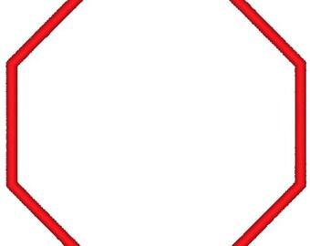 Octagon shape | Etsy