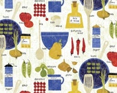 Cooking Italiano Kitchen Prep by Sue Schlabach  for Windham Fabrics